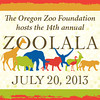 Zoolala 2013 : Zoolala 2013: Celebrating 125 years of the Oregon Zoo. Hosted by the Oregon Zoo Foundation